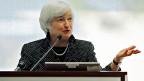 Die Rede der US-Notenbankchefin Janet Yellen hat in der ganzen Welt Wellen geschlagen,