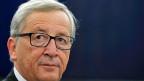 Nun steht Jean-Claude Junckers politische Regierung.
