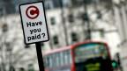 In London ist «Road Pricing» bereits Realität. Damit werde der Verkehr reguliert und die Infrastruktur finanziert.