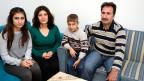 Die Familie Brachim aus Syrien ist in Aarburg angekommen