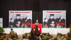 Die SVP-Delegiertenversammlung in Rothenthurm SZ