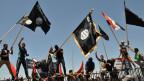 Drei Iraker planten offenbar einen Anschlag in Europa. Der Tipp kam von eimem ausländischen Geheimdienst. Bild: Terroristen der Organisation «Islamischer Staat».
