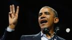 Präsident Obama steht künftig einem geeinten republikanischen Kongress gegenüber.