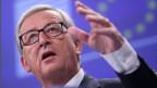EU-Kommissionspräsident Jean-Claude Juncker  war mindestens Pate der Steueroase und hat jetzt in Brüssel ein Problem.