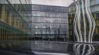 Der Hauptsitz von Price Waterhouse Coopers PWC in Luxemburg. PWC hat einem Journalisten-Netzwerk fast 30'000 Dokumente über Steuerdeals zugespielt.