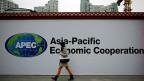 In Peking findet zurzeit der APEC-Gipfel statt.