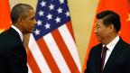 US-Präsident Barack Obama und der chinesische Präsident Xi Jinping haben in Peking eine Vereinbarung über neue Klimaziele in beiden Ländern unterzeichnet.