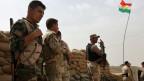 Kurdische Peshmerga-Soldaten.