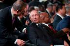 Wladimir Putin und Uno-Generalsekretär Ban Ki-Moon