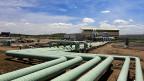 Die Olkaria Geothermie-Anlage in der Nähe der kenianischen Hauptstadt Nairobi.