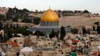 Jerusalem mit Felsendom und al-Aksa-Moschee: Die Palästinenser in Jerusalem sind ohne politischen Rückhalt, und die Israeli fühlen sich ungeschützt vor weiteren Attentätern.