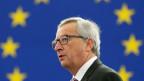 EU-Kommissionspräsident Jean-Claude Juncker in Strassburg am 26. November 2014.