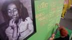 Bob Marleys Erben haben zugestimmt, dass die Reggae-Legende Werbefigur für die neue Gras-Marke sein darf.