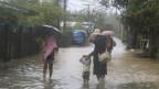 Die Menschen auf den Philippinen waren vorbereitet.