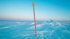 Der Nordpol - viele Nationen erheben Anspruch auf ihn.