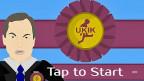 So präsentiert sich die App «UKIK», die englische Schüler entwickelt haben.