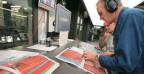 Die NZZ-Druckerei in Schlieren soll geschlossen werden. (Archiv)