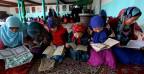 Mehr Mädchen gehen in Afghanistan zur Schule als vor dem Nato-Einsatz.
