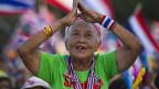 Proteste in Bangkok gegen die Regierung