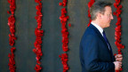 Der britische Premierminister David Cameron bei einem Australien-Besuch am 14. November 2014.