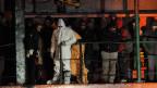 Fluechtlingsboot bei Italien