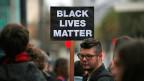 Auch in San Francisco wurde gegen die Polizeigewalt gegen Schwarze demonstriert.