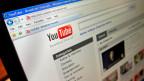 Internetseite von Youtube. Symbolbild.