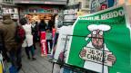 Alle wollen Charlie - Run auf die neueste Ausgabe der Satire-Zeitschrift «Charlie Hebdo».