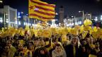 Dass die Wahl im September gleichzeitig eine Art Volksabstimmung über die Unabhängigkeit der Region sein soll, gibt den Separatisten-Bewegungen Auftrieb.