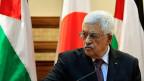 Palästinenser-Präsident Mahmud Abbas.