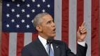 Hope oder Change? US-Präsident Obama anlässlich der Rede zur Lage der Nation vor dem Kongress.