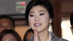 Yingluck Shinawat.