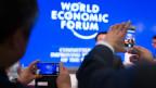 Am Wef stehen die Stars der Wirtschaftswelt im Fokus.