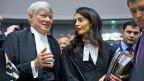 Der Fall Perincek in Strassburg: Gab es 1915 einen Genozid an den Armeniern? Ein Nein nur deshalb, weil der Begriff noch nicht erfunden war, argumentiert Anwältin Amal Clooney.