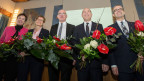 Die neue Regierung des Kantons Basel-Landschaft.