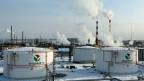 Öl schmiert - den Reformprozess oder den Untergang. Bild: eine russische Ölraffinerie.
