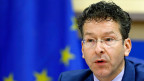 Euro-Gruppenchef Jeroen Dijsselbloem.
