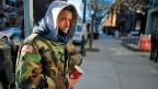 Jeder fünfte obdachlose Mann in den USA ist ein ehemaliger Soldat.