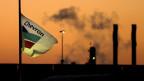 Der Wind für die Öl- und Kohleindustrie in den USA wird rauher. ChevronTexaco Raffinerie in Richmond, USA.