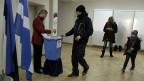 Estland bleibt auf Europa-Kurs. Die Mehrheit der Wählenden hat sich für Parteien ausgesprochen, welche die westliche Ausrichtung der Aussen- und Wirtschaftspolitik unterstützen.