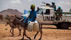 «Es fehlt einfach am Willen aller Beteiligten, Frieden zu schliessen», sagt der Sprecher der UNAMID.