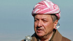 Kurdenführer Masoud Barzani: Vom Westen gelobt und bewaffnet, von den Nachbarn misstrauisch beobachtet.