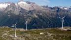 Gegenwind für die energiepolitischen Pläne des Bundesrates. Hier auf dem Stöckli bei Andermatt (UR).