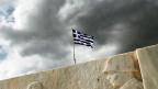 Gedenkstätte in Distomo. Dort ermordeten die Nationalsozialisten im Juni 1944 fast 230 Dorfbewohner. Der deutsche Staat müsste die Nachfahren der Opfer für die NS-Verbrechen entschädigen, fand die griechische Justiz.