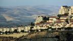 Die jüdische Siedlung Maaleh Adumim in der besetzten Westbank.