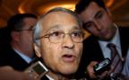 der grosse Abwesende des Prozesses in Algier: der ehemalige Energieminister Chakib Khelil