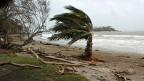 Nach dem Zyklon «Pam» ist noch unklar, wie es auf den zahlreichen kleineren Inseln der Inselstaats Vanuatu aussieht.
