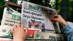 Nicht nur die ukrainische Zivilgesellschaft, die auf Wahrheit und Transparenz pocht, ist besorgt, sondern auch Organisationen wie Reporter ohne Grenzen. Für sie ist klar: Eine Regierung, die sich auf europäische Werte beruft, kann nicht Propaganda mit Gegenpropaganda bekämpfen.