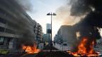 Eskalation der Gewalt: Chaoten haben die geplanten friedlichen Proteste gegen die Europäische Zentralbank instrumentalisiert.