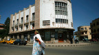 Eine Strasse in der eritreischen Hauptstadt Asmara. Immer mehr Politiker finden, hier sollte es eine Schweizer Botschaft geben.